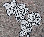Milligan-Memorials-Flat-Carving