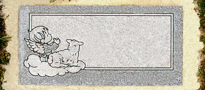 Milligan-Memorials-Grass-Marker