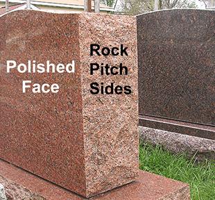 Milligan-Memorials-Rock-Pitch-Finish