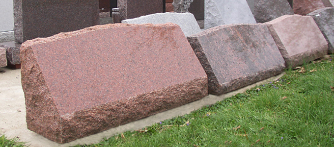 Milligan-Memorials-Slant-Marker