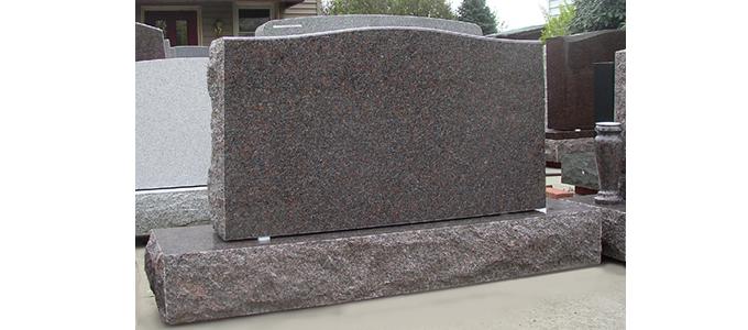 Milligan-Memorials-Upright-Monument