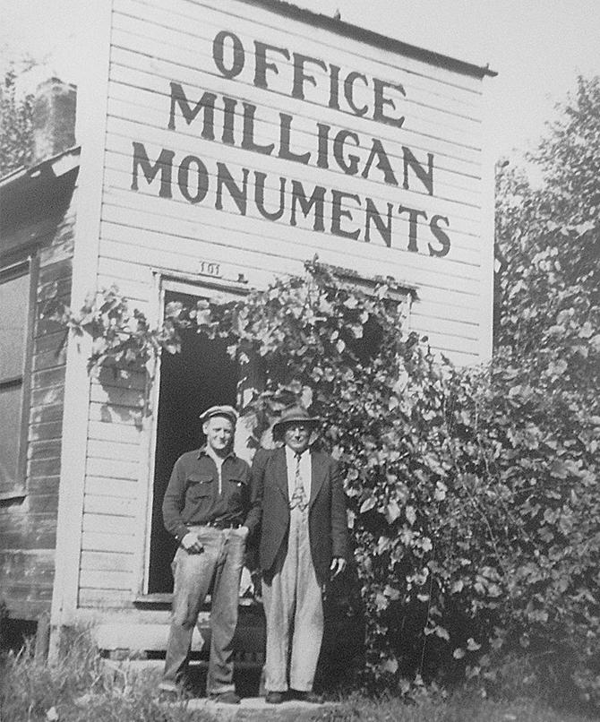 Milligan-Memorials-Coshocton-Ohio-History